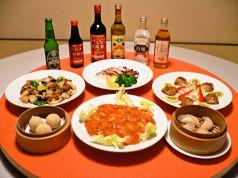 中国料理 広東 南三番町のコース写真