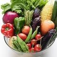 野菜は【国産野菜】を使用を使用しております。※お写真はイメージです。