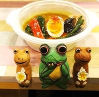 スープカレーのテイクアウトもやってます!