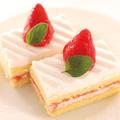 料理メニュー写真いちごショートケーキ