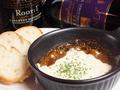 料理メニュー写真熱々とろとろチーズつけカレー