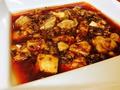 料理メニュー写真四川麻婆豆腐