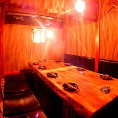 個室酒場ジャッカルの雰囲気1