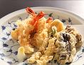 天ぷらもございます!