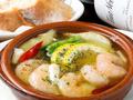 料理メニュー写真瀬戸内魚介のアヒージョ