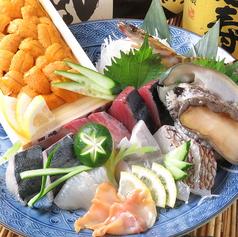 魚屋のおすすめ料理1