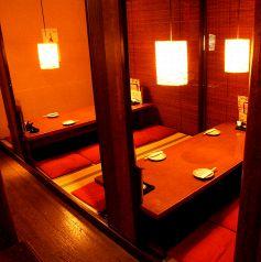 8名様用堀ごたつ個室【下北沢 居酒屋 個室 飲み放題 宴会】