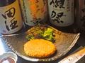 料理メニュー写真そばの実コロッケ(1個)