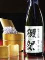 獺祭 磨き二割三分【山口県・旭酒造】 2000円/1合 フルーティーで香りが良い。人気の銘柄