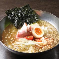 料理メニュー写真盛岡冷麺/辛冷麺