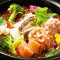 料理メニュー写真名物 ほたる土鍋御飯(二合)