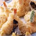 料理メニュー写真天ぷら 各種