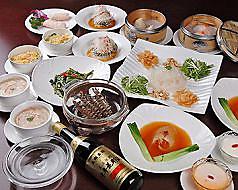 香港海鮮飲茶樓 梅田ブリーゼブリーゼ店のコース写真