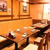 2Fテーブル個室6~10名
