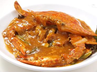 シンガポール屋台料理 マーライオンのおすすめ料理1