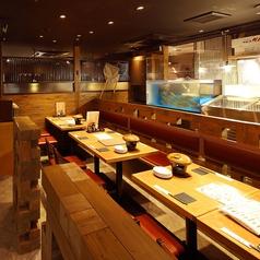 鮮魚専門 二六丸 名駅店の雰囲気1