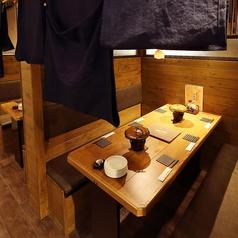 日本酒 海鮮 二六丸 名駅店の雰囲気1