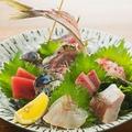 料理メニュー写真お刺身大漁盛り合わせ