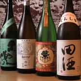 季節の日本酒入荷してます!美味しい料理にピッタリの日本酒は如何でしょうか?