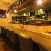 wine dining Bouchon ブションの雰囲気2