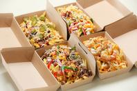 みんなでワイワイ囲めるCrazy Potato Friesが人気