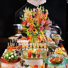 buffet paradise OTTO オット 栄店の雰囲気1