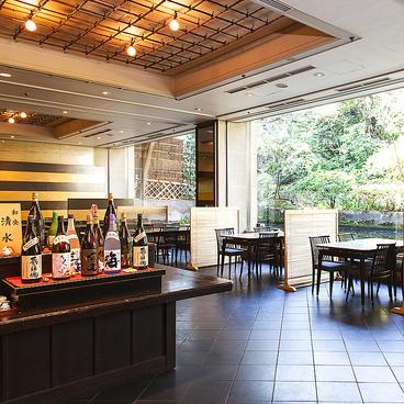 東京プリンスホテル 和食 清水の雰囲気1