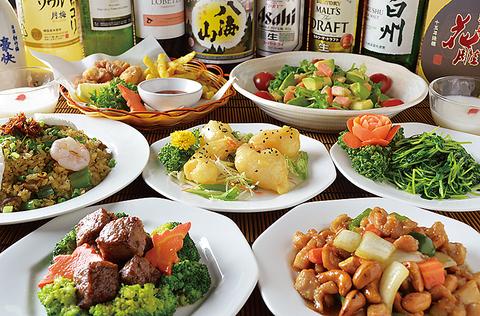 新小平駅改札から30秒!仕事帰りのサラリーマンに人気!気軽に立ち寄れる中華料理店。