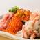 料理メニュー写真■のっけ盛り寿司