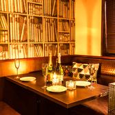 プラベート宴会に◎ゆったりソファ個室10名様まで♪一番人気は店内奥のソファ個室。女子会、合コンにもオススメ
