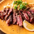 料理メニュー写真厳選食材!シェフの一押し 本日のステーキ