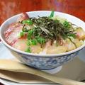 料理メニュー写真鮮魚の漬け丼