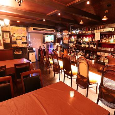 洋食&酒処 カレー酒場 ROUTE10 ルートテンの雰囲気1
