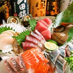 築地食堂 源ちゃん 横浜スカイビル店のおすすめ料理1