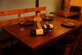 4~6名様用テーブル