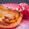 料理メニュー写真パイベイクドチーズケーキ