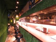 ◆おひとり様や少人数でのご来店大歓迎◎落ち着いた間接照明が手元の料理を鮮やかに照らす♪ゆったりと晩酌にも♪