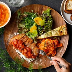 cafe Salut カフェ サリュー 栄店のおすすめ料理1