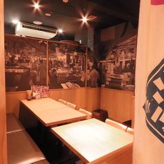 築地食堂 源ちゃん 大手町店の雰囲気1
