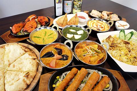 本格インド料理 GANESHA