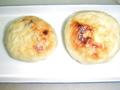 料理メニュー写真鱧身の団子焼き・・・鱧料理 3コースの料理でご提供してます。脂がのって美味しい鱧です。要予約。