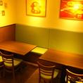 完全個室完備!!8~12名様までご利用可能です♪広めの席でゆっくりとお食事をしていただけます