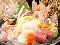 季節の旬な鮮魚