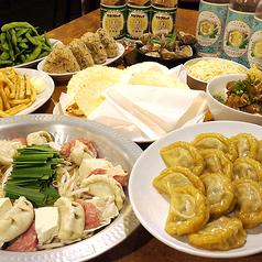 肉汁台湾餃子酒場 でら餃子 三郷店の特集写真
