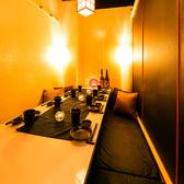 ■2名様からご対応■少人数様から、団体様までご利用可能な個室を多数完備!会社帰りの宴会や女子会、合コンなど多様なニーズに対応!