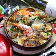 Tiella Seafood 魚介のティエッラ