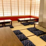 お座敷席は最大24名様まで◎アットホーム空間でお食事を
