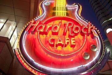 ハードロックカフェ 横浜みなとみらい Hard Rock Cafe Yokohamaの雰囲気1