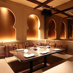 個室イタリアン 肉バル 紫音 Sion 恵比寿店の雰囲気1