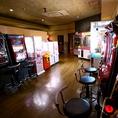 「カラオケステップ」はゲームルームも完備!色々なゲームをお楽しみいただけます!